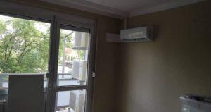 Kazincbarcika panel lakás fisher comfort plusz légkondi telepítése