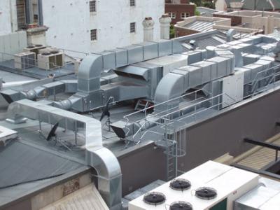 Légtechnikai rendszer légcsatornák szerelése Borsod-Abaúj-Zemplén megyében